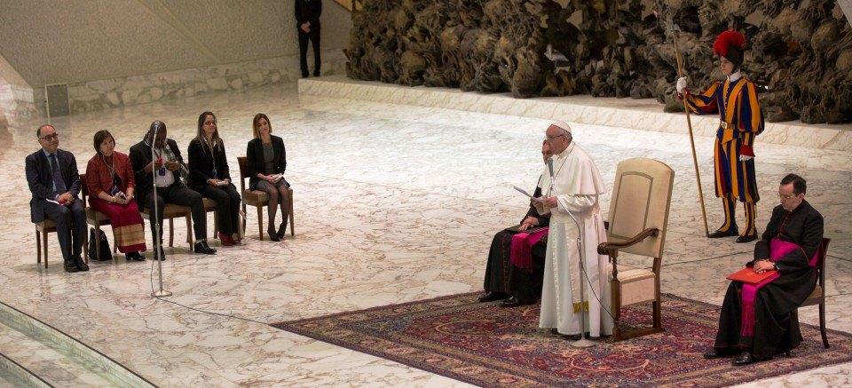 EZ papa Franjo a